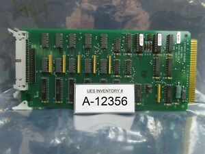 SVG Silicon Valley Group 859-0832-007 Interface PCB Card Rev. B 90S Used Working