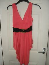 Orange Party dress by DOROTHY PERKINS size 8