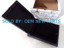 New OEM 2003-2005 VW Touareg Rear Divided Backrest Armrest Seat Black Leather
