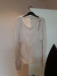 Reiss blouse size 12