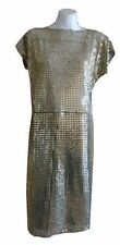 Knee Length Party/Cocktail Dresses for Women with Sequins