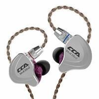 CCA C10 Better in Ear Headphones/Earphones Design HiFi Five Drivers Hybrid (4