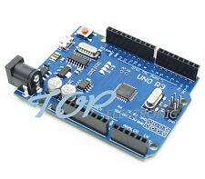 Latest Version UNO R3 ATMEGA328P-16AU CH340G Micro USB Compatible For Arduino