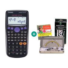 Casio FX 83 GT Plus Taschenrechner + GeometrieSet und MatheFritz Lern-CD