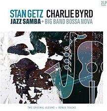 Stan Getz / Charlie - Jazz Samba & Big Band Bossa Nova [New Vinyl LP] Holl