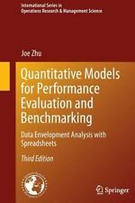 Quantitative Models for Performance Evaluation and Benchmarking : Data Envelo...