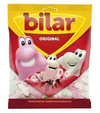 Ahlgrens Bilar (Candy Cars) Original Bag 125g Swedish Candy (SET OF 12 bags)