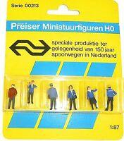 Speciale Produit 150 Jaar Spoorwegen Nederland preiser 00213 H0 1:87 Emballage