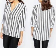 New Look Size Petite Striped Tops & Shirts for Women