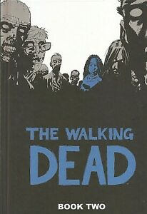 °THE WALKING DEAD OVERSIZED HARDCOVER ERHÄLT #13-24° USA Image 2012 1 Kg schwer