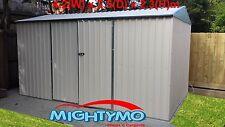 Garden Shed, Storage Shed, Garage Shed, Steel Sheds 4.2x2.5x2.3M