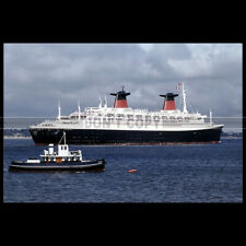Photo B.002375 SS FRANCE CGT FRENCH LINE PAQUEBOT OCEAN LINER