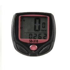 Waterproof Bicycle Odometer Speedometer Cycling Speed Meter MTB Bike speedometer