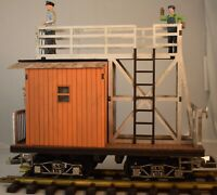one per kit F//G scale BANTA MODEL WORKS #908 Short Shelf Unit