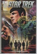 Star Trek #33 comic book JJ Abrams movie TV show series