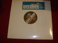 DIVERSE One A.M. instrumentals 2 LP RJD2 Madlib  NEW SEALED