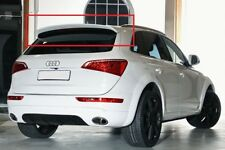 AUDI Q5 FROM 2007 - 2015 S-LINE STILE SPOILER ROOF POSTERIORE NEW S5 SQ5