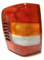 JEEP Grand Cherokee MK II 1998-2002 SUV rear tail Left stop signal lights