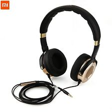 Xiaomi Mi Professional Headphones HiFi Super Bass On Ear Foldable Golden Headset