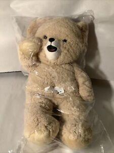 "Snuggle Fabric Softener Bear Plush Stuffed Animal New England Toy 16"" New In Bag"