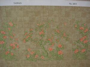 "Dollhouse Miniatures Wallpaper Background Mural Taiwan 6873 (20"" x 13"")"
