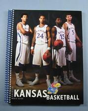 Kansas JAYHAWKS 2012-2013 KU Basketball Media Guide NEW - Final Four 2012