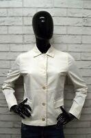 Giacca MAX MARA Donna Taglia Size M Cappotto Giubbino Jacket Woman Coat Elastico