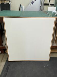 Artist Canvas With Float Frame Ready To Paint 900 X 900