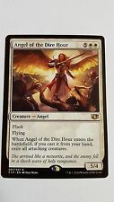 1x ANGEL OF THE DIRE HOUR - Rare - Commander - MTG - NM - Magic the Gathering