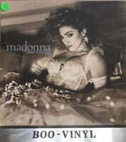 Madonna - Like A Virgin -Vinyl LP Sire 925 157 with Lyric/Picture Inner Vg Con