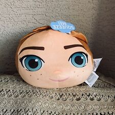 NWT Disney Frozen 2, Anna Cloud Kids Travel Pillow