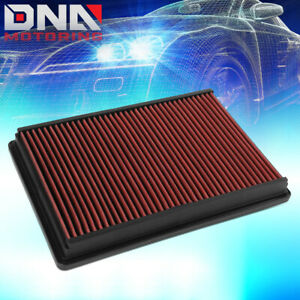 FOR 2002-2017 RAM 1500-5500 WASHABLE HIGH FLOW ENGINE DROP-IN AIR FILTER PANEL