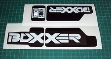 Boxxer RockShox Aufkleber Sticker DH MTB Custom R2C2 Fox Racing TLD 661
