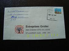 CANADA - enveloppe 1987 (cy12) canada (U)