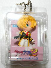 "Sakura Wars 2 Keychain 1998 Sega 3"" Video Game Japanese Anime Figure Mint Maria"