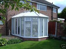 VICTORIAN CONSERVATORY DIY QUALITY - SIZE 3M X 4M FULL HEIGHT STYLE BESPOKE!