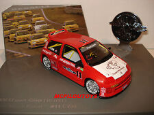 UNIVERSAL HOBBIES 1824 RENAULT SPORT CLIO TROPHY No.11 PAPAGAYO BEACH at the 1/