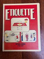 Etiquette by Fern G. Brown Vintage Book