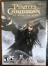 Sealed Pirates of the Caribbean: At World's End (PC, 2007) DVD-Rom US Version