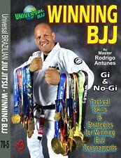 Winning Bjj - Tactical Skills & Strategies for Winning Bjj Tournaments