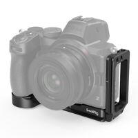 """SmallRig Camera L Bracket for Nikon Z5/Z6/Z7 Camera w/ Arca 1/4"""" Threads 2947"""