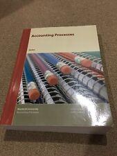 Accounting Processes (Murdoch Uni Unit Textbooks)