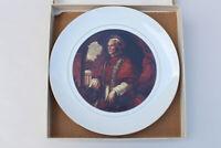 His Holiness Pope John Paul II Commemorative Plate Decorative - Brand new in box