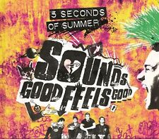 Sounds Good Feels Good: Deluxe Edition, 2015  5 Seconds Of Summer CD NEW