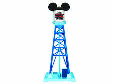 Lionel Trains Mickey Mouse And Friends Industrial Water Tower O Gauge 6-84499