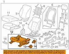Chevrolet GM OEM 12-15 Cruze Driver Seat-Cushion Frame 13577430