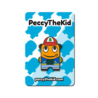 *READY TO SHIP* Ash Ketchum Enamel Peccy Pin