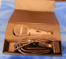 Microphone - Radio Shack Pro 301