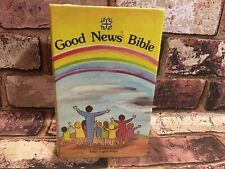 Good News Bible Today's English Version Illustrated Children's Bible TBLO