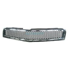 NEW GRILLE MADE OF PLASTIC FITS 2009-2012 CHEVROLET TRAVERSE GM1200615